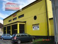REALFINANC - 100% aktuálny! Kultúrny Dom, plocha 2500 m2, pozemok 2991 m2, Trnava !