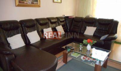 Predaj, dvojizbový byt po rekonštrukcii Nové Zámky- Nábrežná