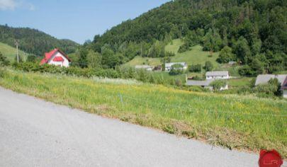 Pozemok pre RD (16 EUR/m2), Hnilčík