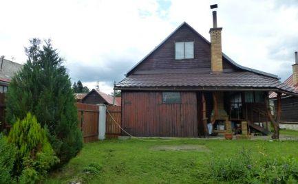 Chalupa na dobrom mieste - Polomka - Nízke Tatry