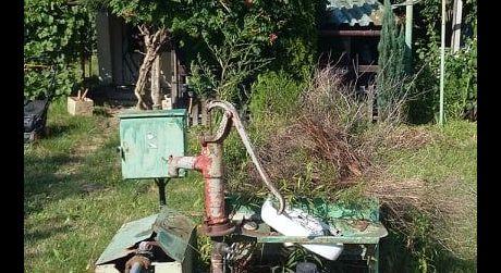 Predaj - záhrada pri čerpačke na Novej Osade/Komárno