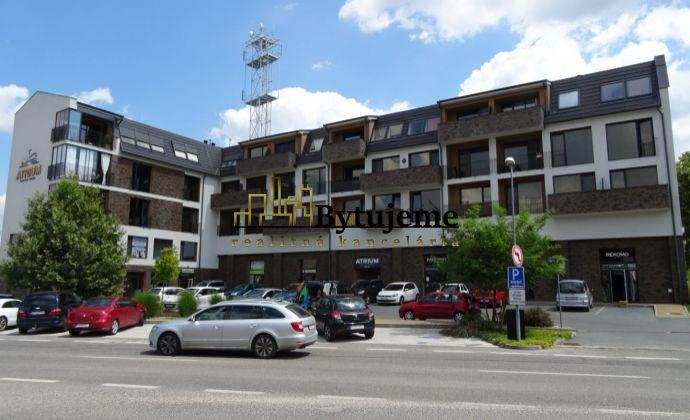 Priestranný 2-izbový byt s balkónom v novostavbe Átrium, Dunajská Streda
