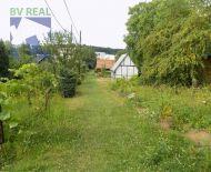 Predaj záhrada s chatkou záhradkárska osada 9. mája Prievidza 18053