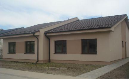 Útulné 3 izbové rodinné domy (dvojdomy) za cenu bytu v obci Horná Potôň