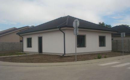 Útulný 3 izbový rodinný dom za cenu bytu v obci Horná Potôň