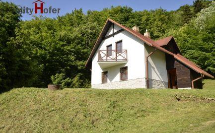 Murovaná rodinná chata na Drienici, 30 minút od Prešova
