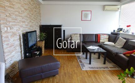 Nadštandardný slnečný 3 izbový byt s balkónom v tichej lokalite, Dunajská Lužná