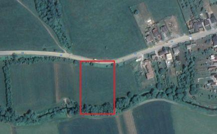 Na predaj pozemok vhodný na výstavbu RD