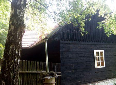Nová cena -  drevenica Krásno nad Kysucou