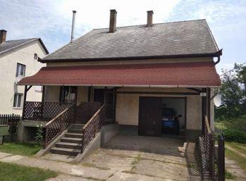 Predáme rodinný dom - Maďarsko - Szalaszend