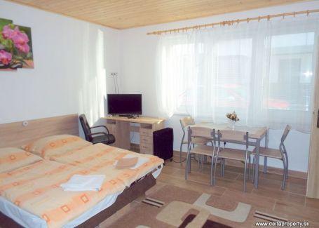 Pekný 1izbový byt- novostavba na prenájom, Veľká Lomnica