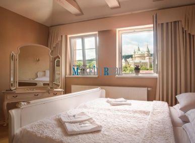 MAXFIN REAL - ponúka na odkúpenie netypický Hotel v centre Bojníc