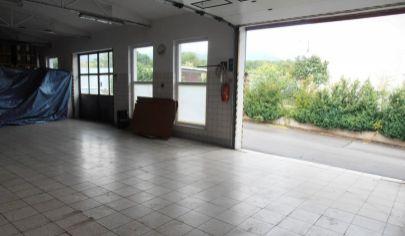 Vrútky prenájom hala 140 m2 s kanceláriou a sociálnym zariadením