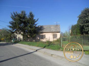 Predané !!! Na predaj RD s pozemkom 655 m2 v obci Bobot.