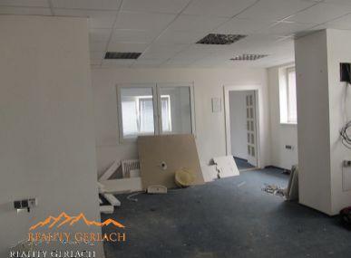 Prenájom skladových priestorov v Poprade
