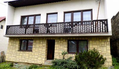 BEŇADOVO okr. Námestovo 5-izbový rodinný dom v peknom prostredí na pozemku 560 m2