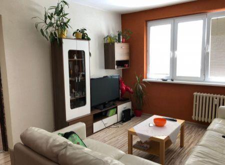 2 izbový byt s balkónom Topoľčany