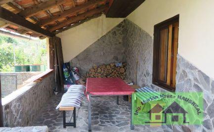 REZERVOVANÉ!!Krásny 3-izbový RD, vhodný aj na chalupu, terasa, upravený pozemok