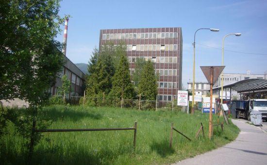 ARTHUR - skladové priestory v Ružomberku