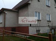 ACT Reality - Rodinný dom s poz. 600 m2, Cígeľ, Prievidza