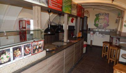 Znížená cena !!!Predaj - odstúpenie Pizzerie v centre Kežmarku