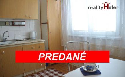 3 izbový byt, 67m2, Sibírska ul., Prešov
