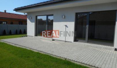 REALFINN Predaj - novostavba 5 - izbového rodinného domu v Nových Zámkoch