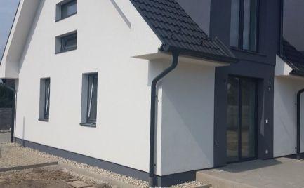 Na predaj novostavba 3-izbového bytu mezonetového typu v Rajke.