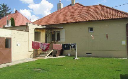 Predaj 3 izb.RD s veľkým pozemkom