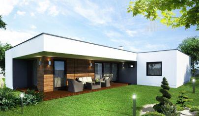 PREDANÉ: EXKLUZÍVNE na predaj samostatne stojaci, 4i bungalov, novostavba, rekuperácia, obec Šenkvice, 5km od Pezinka