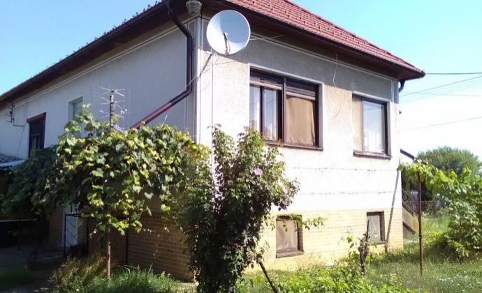 Na predaj rodinný dom v obci Hronovce