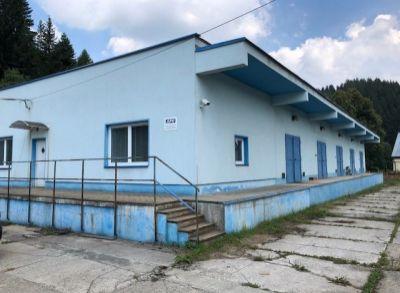 Výrobné a skladové priestory hala 400 m2, prenájom, Kysuce