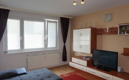 REZERVOVANÝ Úsporný 3 izbový byt na Moravskej ulici