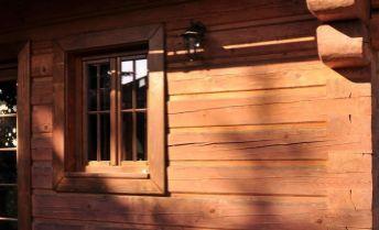 KÚPA! Drevenica, chata, zrub. Liptov, Tatry