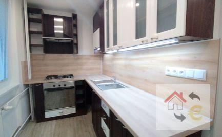 PRENAJATÝ DO 1.9.2019 - 2 izbový byt s loggiou Levočská, Prešov, rekonštrukcia, čiastočne zariadený