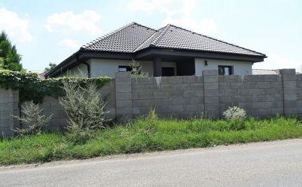 Novostavba priestranný 3-izbový bungalovu v obci Oľdza