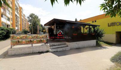 Predaj bistra u Kozla s posedením na sídlisku Dargovských Hrdinov, pri ulici Charkovská