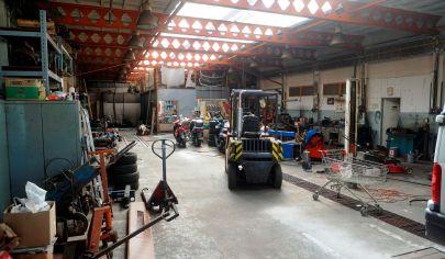 REALITY MAN – výrobné a skladové priestory 400 + 100 m2, sídlisko Adam Trajan - Piešťany