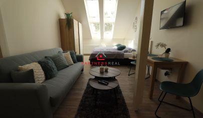 Luxusné apartmanové štúdio na penájom, Hlavná ulica, Prešov