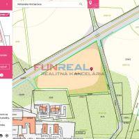 Pre rodinné domy, Nitra, 12483 m²