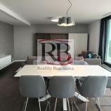 Exkluzívny byt 146,98 m2 pod Slavínom, s troma terasami 98,85 m2