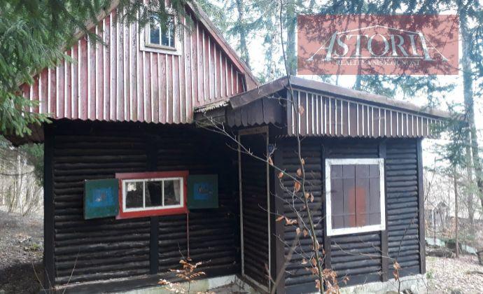 Rekreačný pozemok na predaj - Vrútky Karvaša Bláhovca
