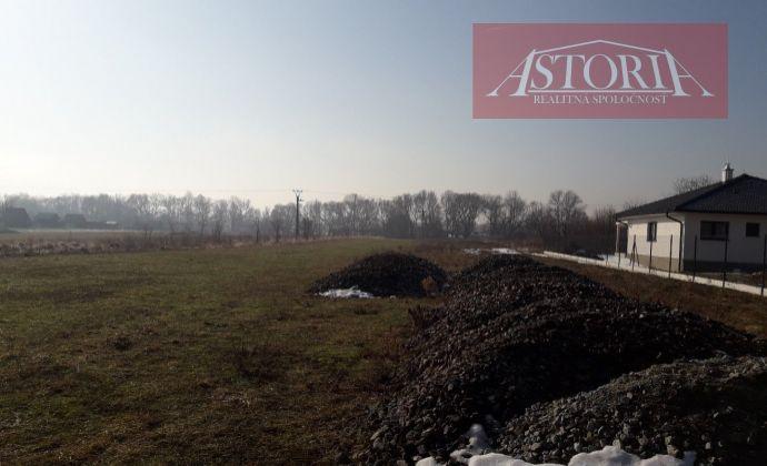 Pozemky na predaj Martin-Bystrička-posledná parcela