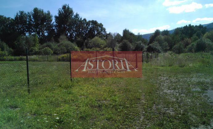 Pozemok na predaj Vrútky-Komerčná zóna.
