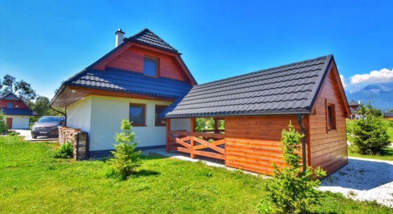 Stará Lesná / útulná chatka na predaj / Vysoké Tatry