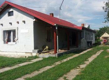 Zateplený dom v obci Lastovce