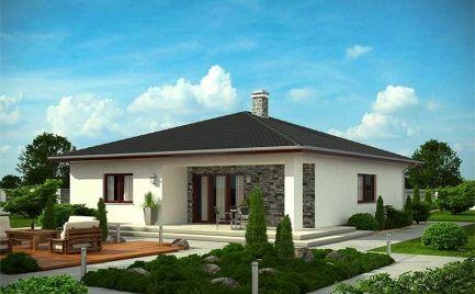 Novostavba bungalov 4 + KK 115 m2, na kľúč, Banská Bystrica Cena 82 000€