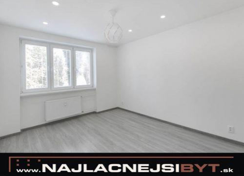 Najlacnejsibyt.sk: BA III - Vajnorská., 2i, 50,7 m2, nové kompletná luxusná rekonštrukcia, 530,- € / mesiac + energie 120,- €/ mesiac.