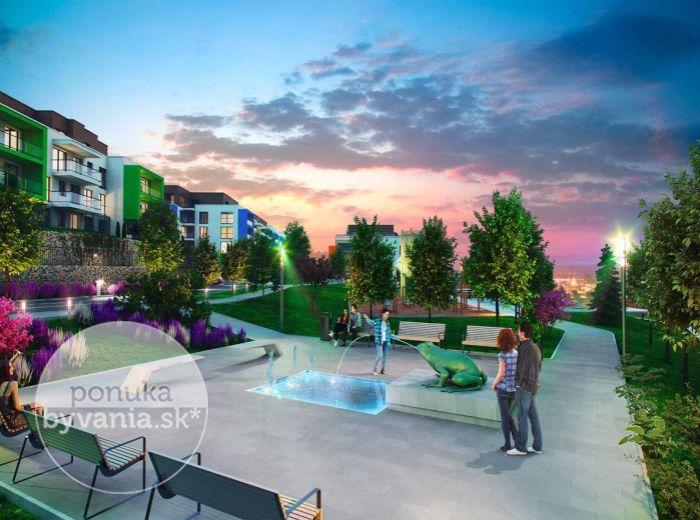PREDANÉ - GRAND KOLIBA rezidencie – 4,5-i byt, 118 m2 – slnečný byt s terasou, TECHNOLOGICKÝ NADŠTANDARD