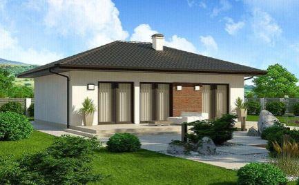 Novostavba bungalov 4 + KK 109 m2, na kľúč, Banská Bystrica Cena 83 600€